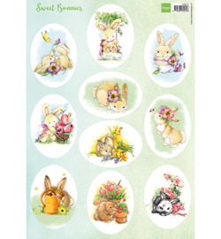 Marianne D Knipvel VK9575 - Sweet Bunnies
