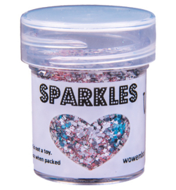 WOW! - Sparkles Glitter - SPRK001 - Ballet Shoes