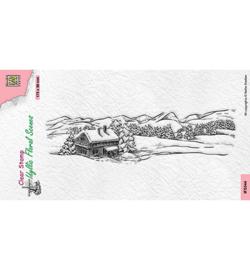 Nellie`s Choice - IFS044 - Slim line Snow landscape