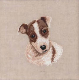 Rico Design - 79202.54.00 - Complete kit - Jack Russell Terrier