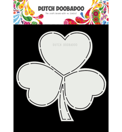 Dutch Doobadoo - 470713746 - Card Art Clover