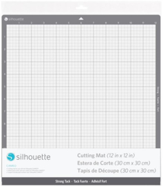 Silhouette Cutting Mat voor CAMEO 30cm x 30cm - strong hold