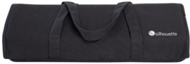 Silhouette CAMEO 4 light tote - black