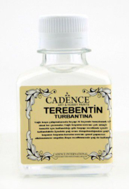 Cadence terpentine 01 110 0001 0100 100 ml