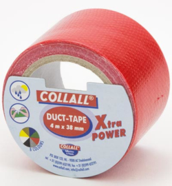Collall - COLTT38 10 - Duct-Tape Rood
