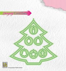 Nellie`s Choice  HCD001 - Christmas tree
