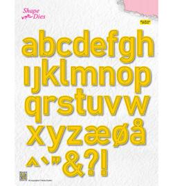 Nellie`s Choice - SD176 - Alphabet Large