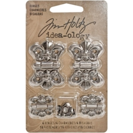 Tim Holtz Idea-Ology Ring Hinges