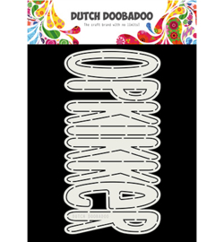 Dutch Doobadoo - 470.713.790 - DDBD Card Art Opkikker