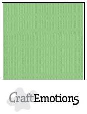 CraftEmotions linnenkarton - pistache LHC-64 A4 250gr