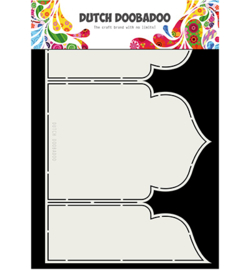 Dutch Doobadoo - 470713333 - Fold Card art Arabesque