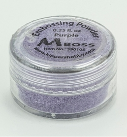 Embossing powder - Purple