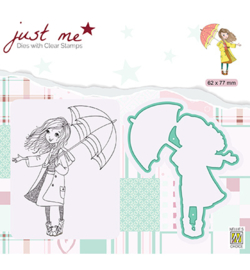 Nellie`s Choice - JMSD009 - Just Me Autumn weather