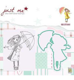 Nellie`s Choice - JMSD009 - Just Me Autumn weather
