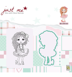 Nellie`s Choice - JMSD008 - Just Me Lady girl