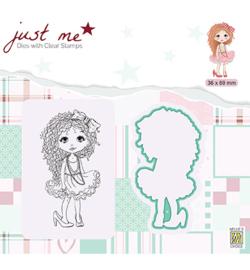 Nellie`s Choice - JMSD008 - Just Me Lady girl