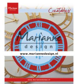 Marianne D Creatables LR0636 - Clock