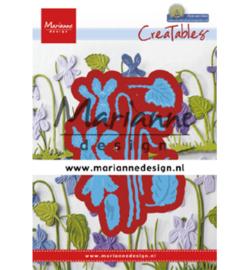 Marianne D Creatables LR0649 - Petra's violets