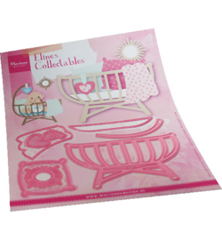 Marianne D Collectable COL1495 - Eline's Baby cot