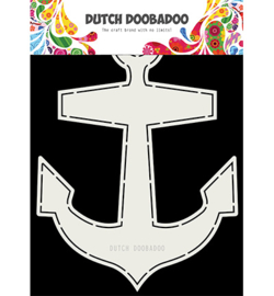 Dutch Doobadoo - 470713765 - Card Art Anker A5