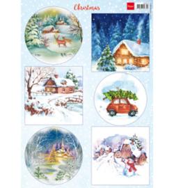 Marianne D Knipvel VK9579 - Christmas