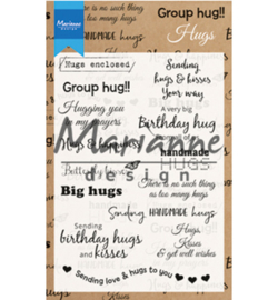 Marianne D Stempel CS1011 - Hugs UK