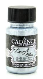 Cadence Dora Glas & Porselein verf Metallic Aqua 01 013 3145 0050 50 ml