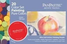 PanPastel set 20 Painting