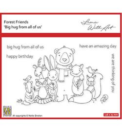 Nellie`s Choice - FFECS002 - Set 2: Big hug from all of us