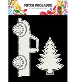 Dutch Doobadoo - 470.713.827 - DDBD Build Up Driving home