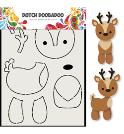 Dutch Doobadoo - 470.713.796 - DDBD Card Art Rendier