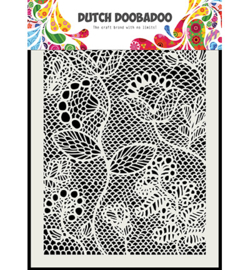 Dutch Doobadoo - 470.715.158 - Dutch Mask Zentangle