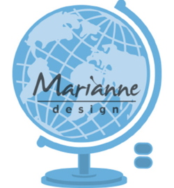 Marianne D Creatables LR0606 - Globe