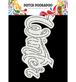 Dutch Doobadoo - 470713759 - Card Art Winter