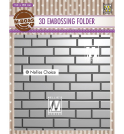 Nellie`s Choice - 3EF3D023 - Brick-wall