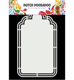 Dutch Doobadoo - 470.784.018 - Dutch Shape Art Wendy