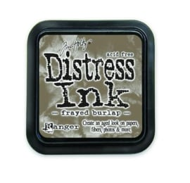 Ranger Distress Inks pad - frayed burlap stamp pad TIM21469 Tim Holtz