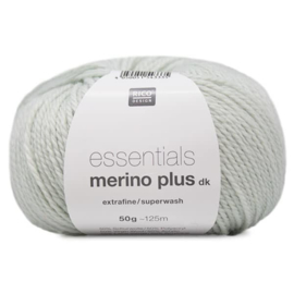 Rico Design - Essentials Merino Plus dk 008 Mint