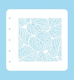 Nellie`s Choice - COLST009 - Stencil Leaves