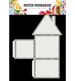 Dutch Doobadoo - 40139 - DDBD Dutch Box Art Huis