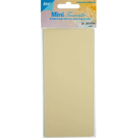 Joy!Crafts MINI-Trouvaille - Embossing mat (2st)
