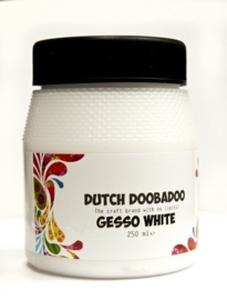 Dutch Doobadoo - Dutch Gesso - White 250 ml