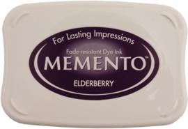 Memento inktkussen Elderberry