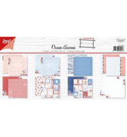 Noor! Design - 6011/0663 - Scrappapier - Design Ocean Avenue