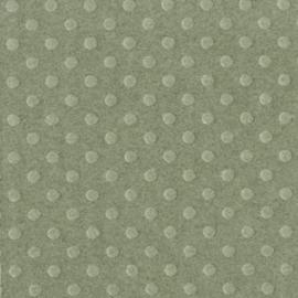 """Bazzill dot Swiss 12x12"""" clover leaf"""