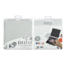 Nuvo stamp cleaning pad 19x19cm 973N