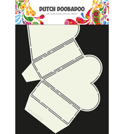 Dutch Doobadoo Dutch Box Art Heart