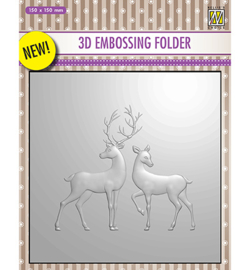 Nellie`s Choice - EF3D008 - Reindeer