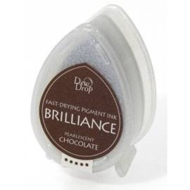 Brilliance Dew Drop, Pearlescent Chocolate