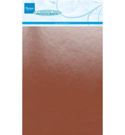 Marianne D Paper CA3138 - Metallic paper - Copper